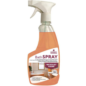 Средство против ржавчины Bath Spray 0,5л
